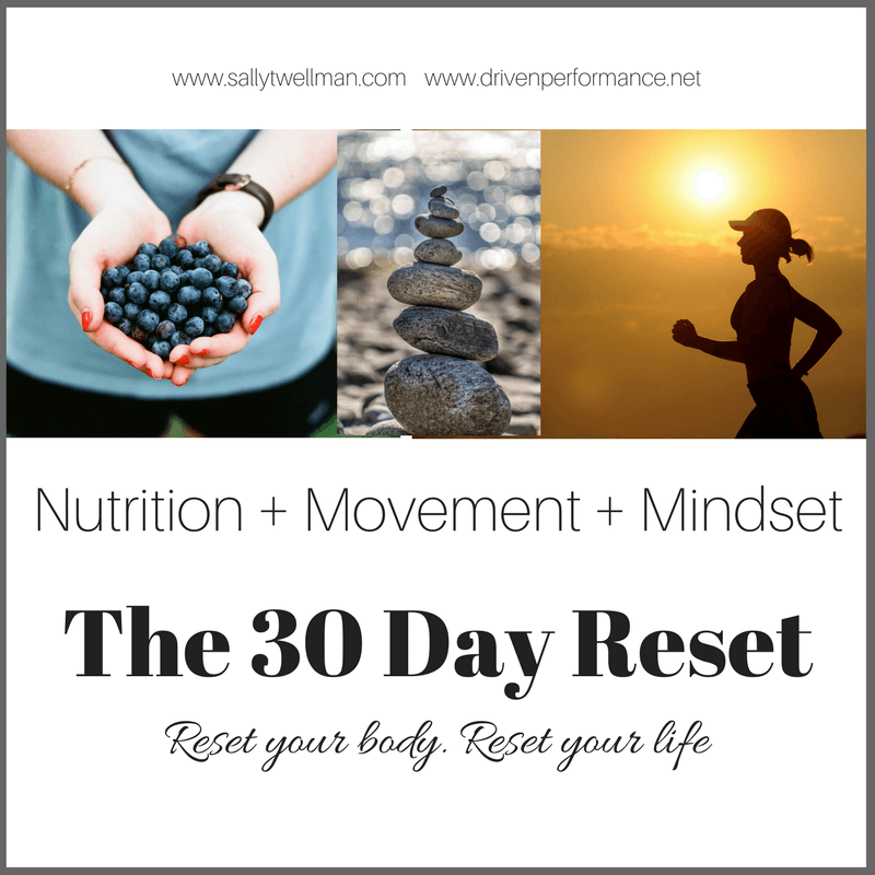 Just a Few More Days to Register for The 30 Day Reset!